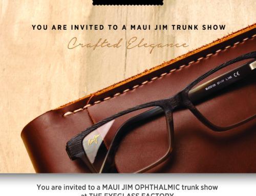Maui Jim Trunk Show